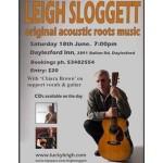Leigh Sloggett