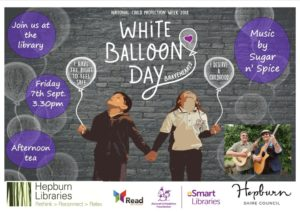 WhiteBalloon Day Pic